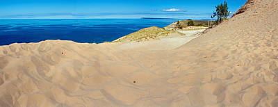 Sleeping Bear Dunes Poster by Twenty Two North Photography
