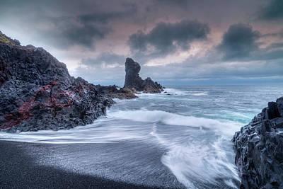 Snaefellsnes Peninsula - Iceland Poster