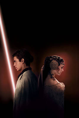 Star Wars Episode II - Attack Of The Clones 2002 Poster