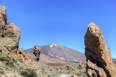 Tenerife - Mount Teide Poster by Joana Kruse