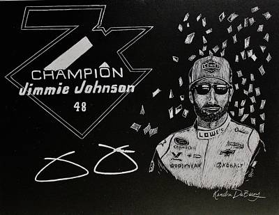7 Time Champion Poster