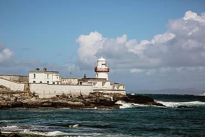 Valentia Island Lighthouse Poster