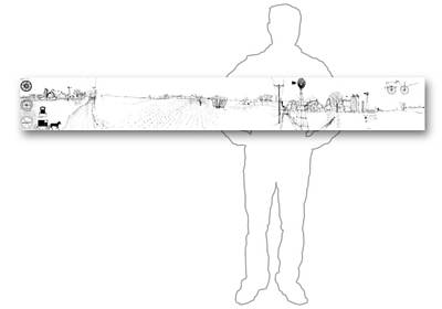 7.1.usa-1-horizontal-with-figure Poster by Charlie Szoradi