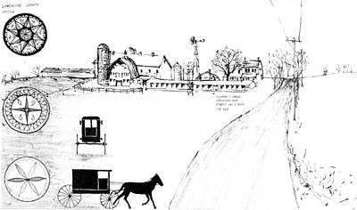7.2.usa-1-detail-a Poster by Charlie Szoradi
