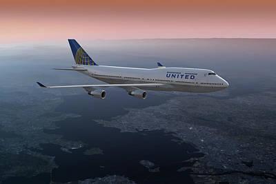 747twilight Poster