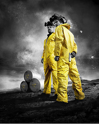 Breaking Bad 2008 Poster by Unknown
