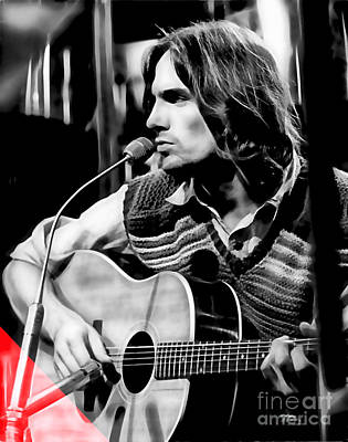 James Taylor Collection Poster
