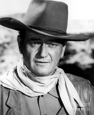 John Wayne (1907-1979) Poster