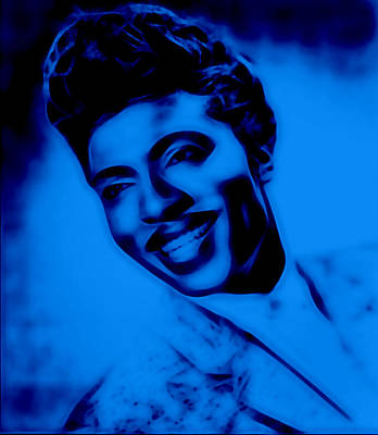 Little Richard Collection Poster by Marvin Blaine