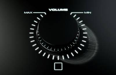 Modern Radio Face Poster