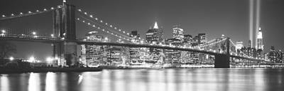 Nyc, New York City, New York State, Usa Poster by Panoramic Images