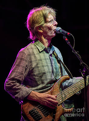 Phil Lesh With Phil Lesh And Friends Poster