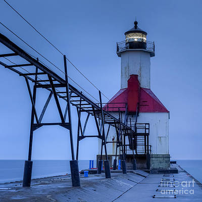 Saint Joseph, Michigan Lighthouse Poster