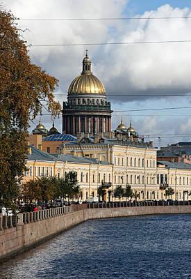 St. Petersburg Poster