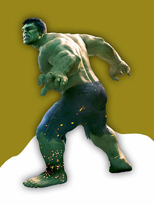 The Incredible Hulk Collection Poster