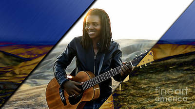 Tracy Chapman Collection Poster
