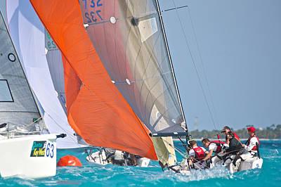Key West Race Week Poster