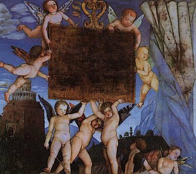 Andrea Mantegna Poster