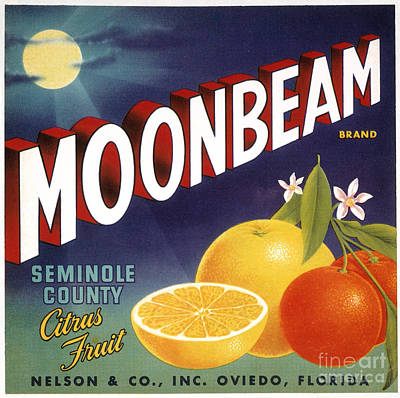 Crate Label, 20th Century Poster by Granger