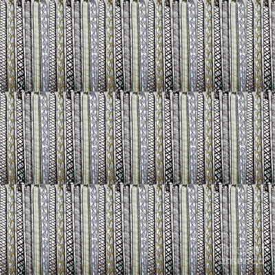 Fineart From Wire Mesh Jewellery Unique Patterns N Textures By Navinjoshi At Fineartamerica.com Usa  Poster by Navin Joshi