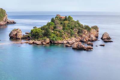 Isola Bella - Sicily Poster by Joana Kruse
