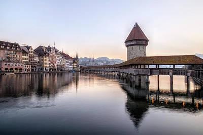 Lucerne - Switzerland Poster