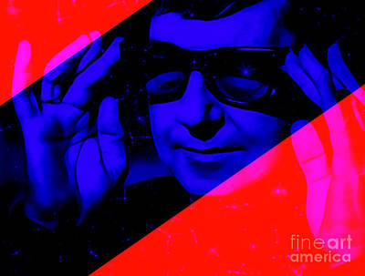 Roy Orbison Collection Poster by Marvin Blaine