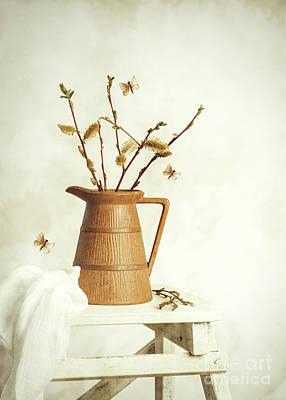 Spring Still Life Poster by Amanda Elwell