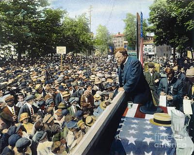Theodore Roosevelt Poster by Granger