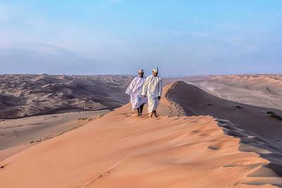 Wahiba Sands - Oman Poster