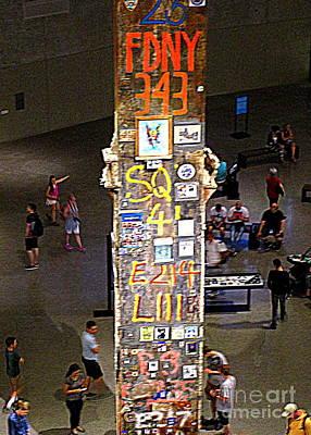 911 F D N Y 343 Poster