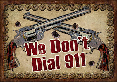 911 Poster by JQ Licensing