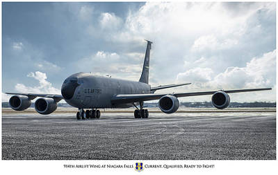 914th Airlift Wing Poster