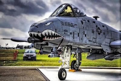 A-10 Thunderbolt  Poster