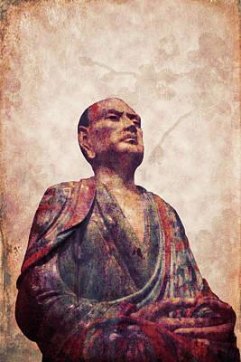 Buddha 5 Poster by Lynn Sprowl
