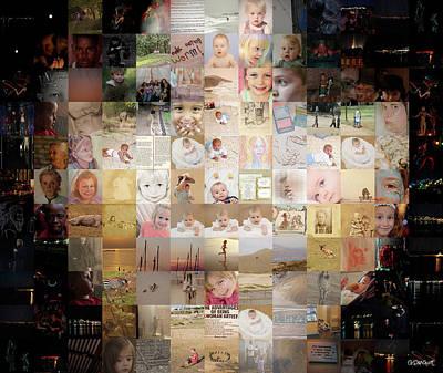 A Child - Many Children Poster