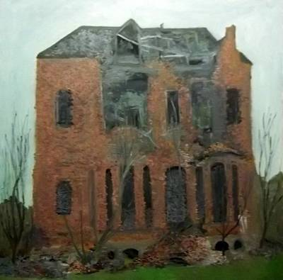 A Derelict House Poster