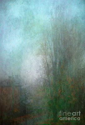 A Foggy Start Poster by Russ Brown