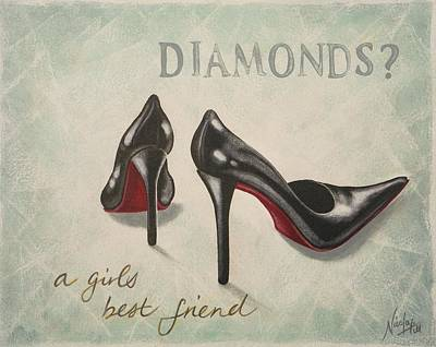 A Girls Best Friend Poster
