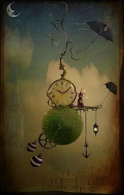 A Glitch In Time Poster