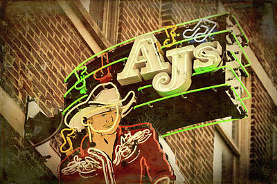 A. J. 's Place Poster