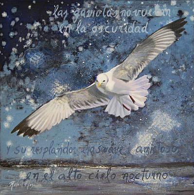 A Juan Salvador Gaviota Poster