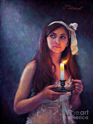 A Light Unto My Path Poster