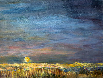 A Little Moon Magic Poster
