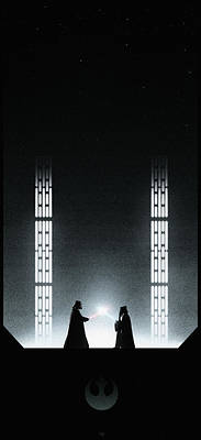 A New Hope Poster by Colin Morella