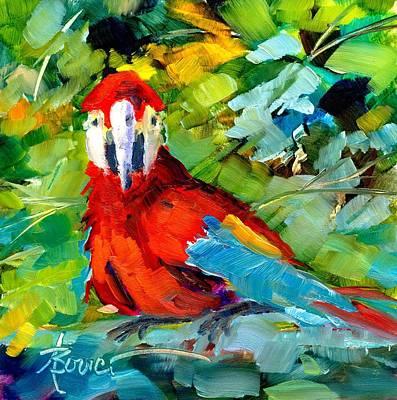 Papagalos Poster