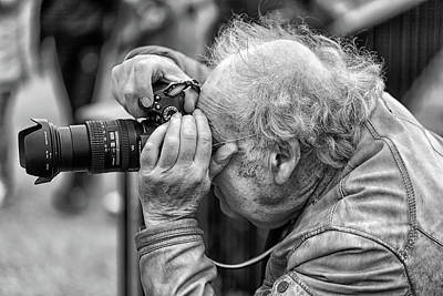 A Photographers Photographer Poster