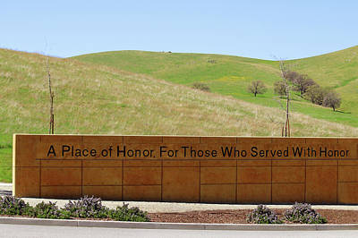 A Place Of Honor Poster