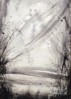 A Random Path Poster by Keran Sunaski Gilmore