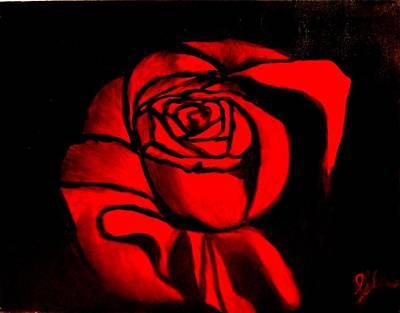A Rose For Delilah  Poster